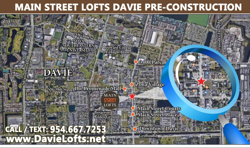 Main Street Lofts Davie Florida